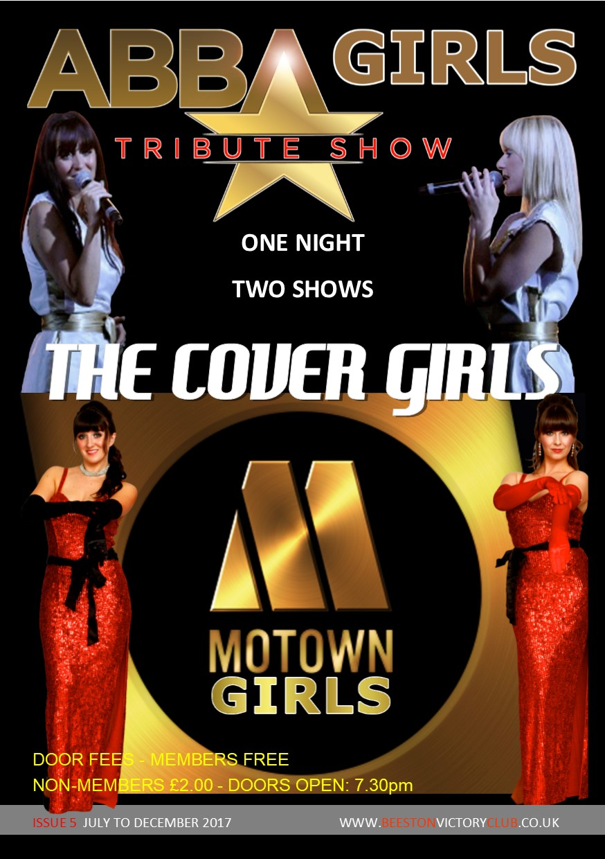 Abba Tribute and Motown Tribute